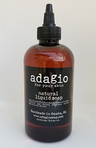 Natural Liquid Soap - Regular Formula
