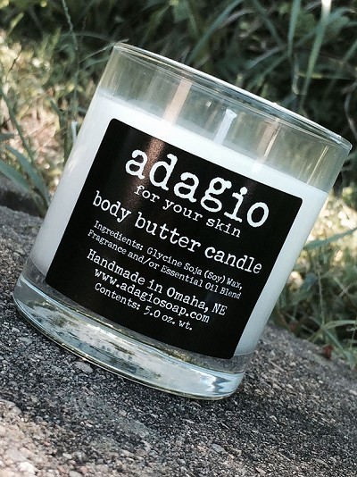 Body Butter Candles