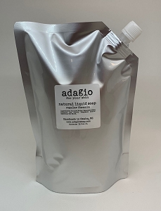 Liquid Soap - Refill Pouch (REGULAR FORMULA - For Shipping or Pickup)